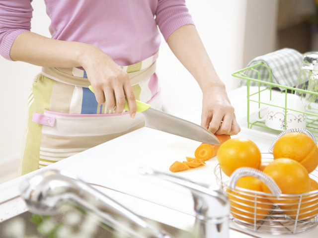 シニアの生活を楽にする「キッチンの便利アイテム」